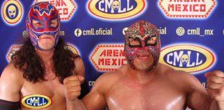 Star jr. y Valiente Viernes Espectaculares CMLL 11/10/2019