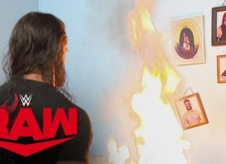Vídeos de WWE RAW del 14 de Octubre