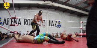 Último Legendario vs Draego vs Rey Tritón - Promociones Impacto - Arena Roberto Paz