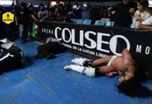 Rush vs L.A. Park, Guerra de Colosos en Arena Coliseo de Monterrey