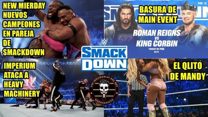 NXT, AEW y SmackDown - Análisis picante por Warge