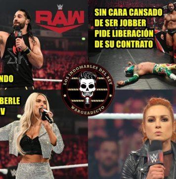 WWE RAW 11 de Noviembre: Análisis picante por Warge