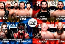10 Luchas SOÑADAS para WWE Survivor Series 2019