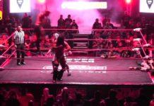 Rush y Dragon Lee vs Penta 0m y Rey Fénix - The Crash 8vo Aniversario
