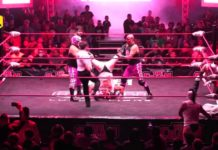 Los Haraganes vs La Triple Amenaza - Máscaras vs Máscaras - The Crash
