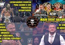 Análisis de WWE NXT y AEW Dynamite del 13 de Noviembre por Warge