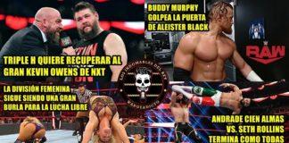 WWE RAW 18 de Noviembre de 2019 - Análisis Picante por Warge