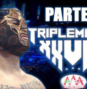 Vídeos de Triplemania XXVII
