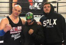 Rey Mysterio pasa la antorcha: Vídeo del entrenamiento de Domick