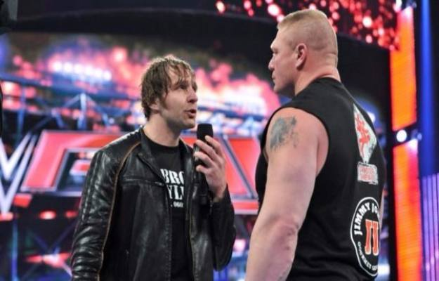moxley wwe brock lesnar