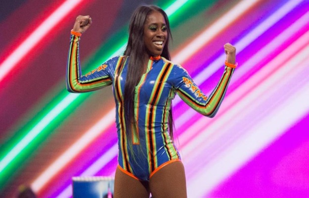 Concours de popularité de fin d'année (2019) Naomi-WWE