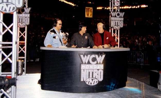 WCW monday nitro 18 WWE