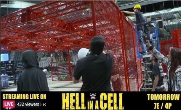 nueva hell in a Cell
