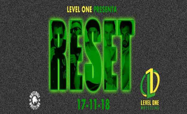 Triple W presenta nuevo espectáculo de Level One Reset