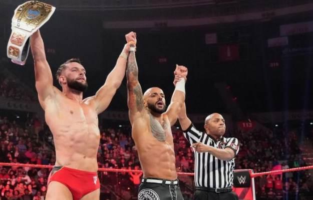 Ricochet debuta en WWE RAW