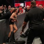 Ronda Rousey favor WWE