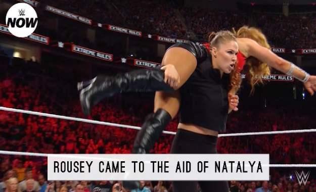 protagonistas de WWE Extreme Rules