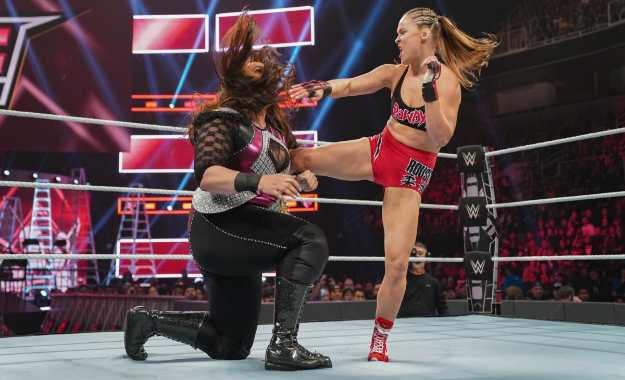 Q&A fin de año con Ronda Rousey