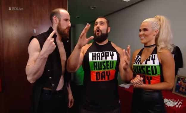 Lana y Participantes para WWE Money in the Bank