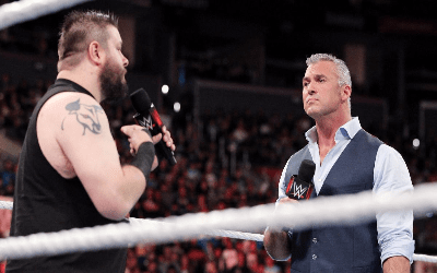 WWE Noticias shane mcmahon owens hell in a cell