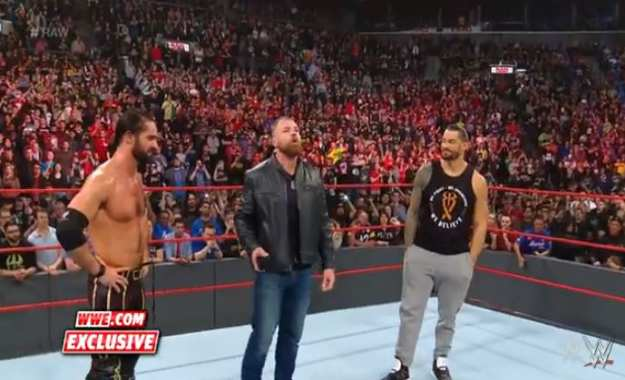 shield vídeo raw reunión