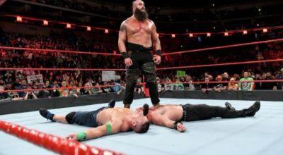 Braun strowman nos cuenta quien es su wrestling dad