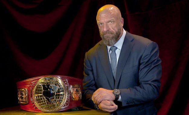 WWE noticias título de norteamérica
