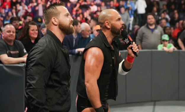 The Revival con WWE