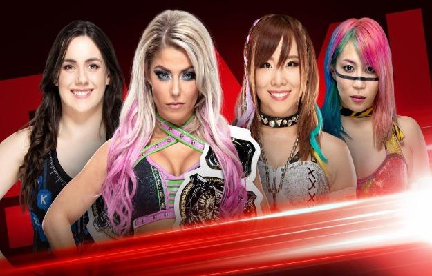 titulos parejas WWE RAW