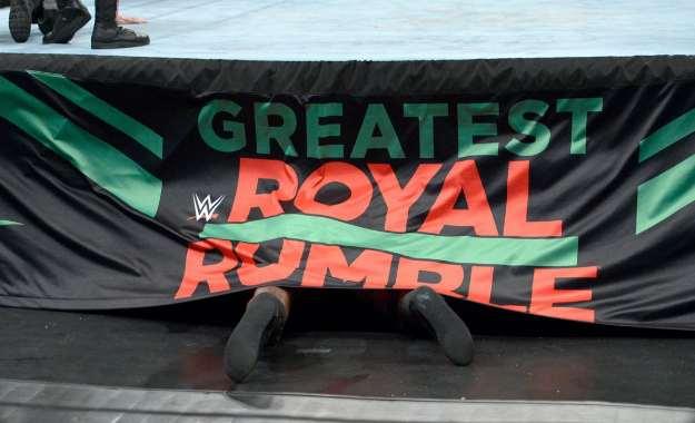 WWE GRR