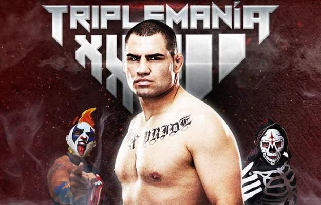 triplemania 27 Planeta Wrestling