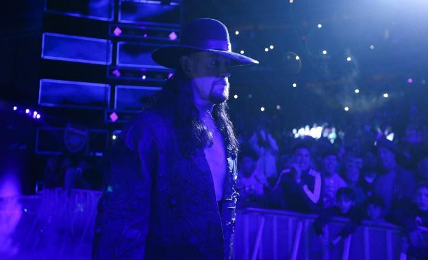 Undertaker como Hall of Fame