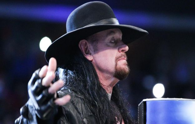 ¿The Undertaker cerca de AEW?