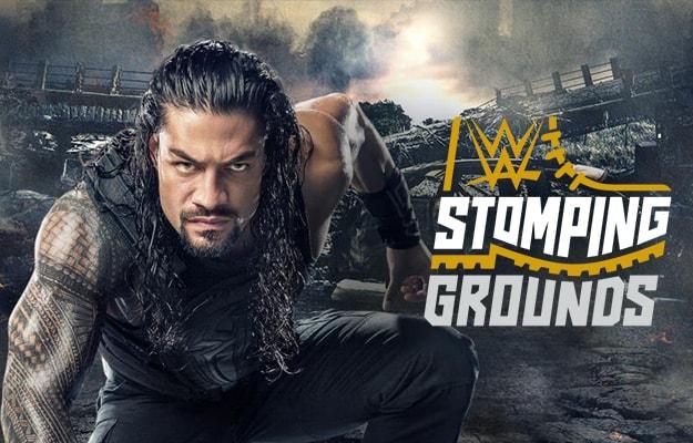 ver WWE Stomping Grounds en vivo