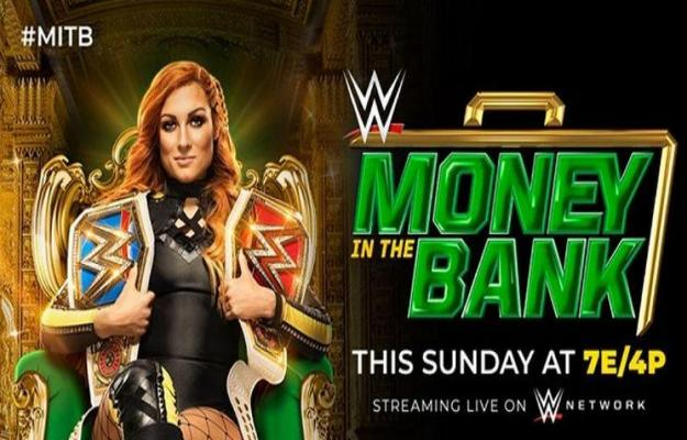 ver money in the bank en vivo