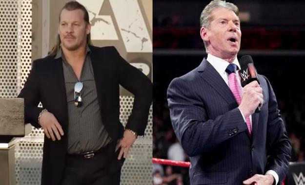 Jericho y las palabras prohibidas por McMahon en WWE