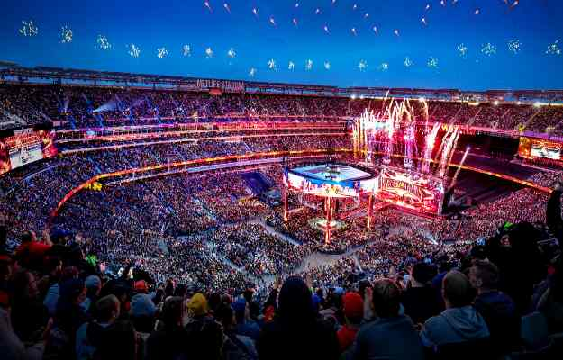 WrestleMania 35 bate récords