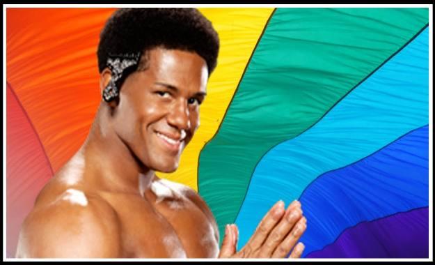 young pro wrestling homosexual estigma